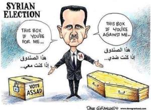 בחירות בסוריה
