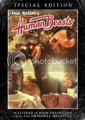 Human Beasts DVD