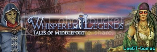 Whispered Legends: Tales of Middleport [Final Version]
