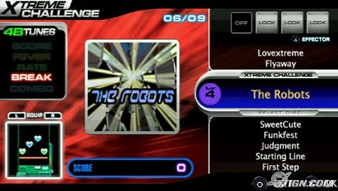 DJ Max Fever Screenshot