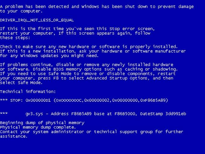 Tertekan dengan Windows yang bermasalah
