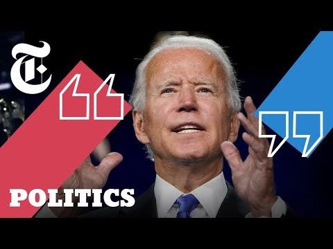Key Moments From Biden's DNC Speech | 2020 Elections