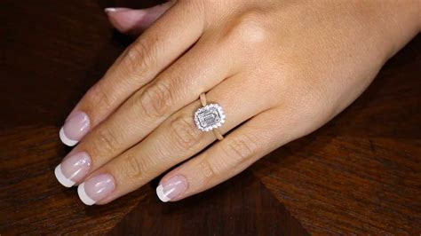 Monica   engagement ring   YouTube
