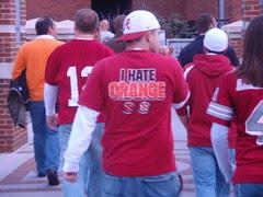 orange hater