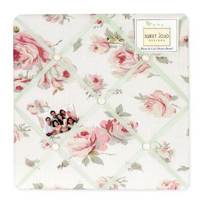 Sweet Jojo Designs Riley's Roses Memo Board