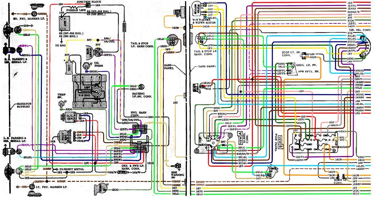 1988 S10 Wiring Diagram