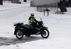 Ural In Snow 20091220