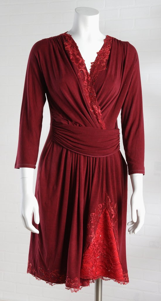 American Heart Association - Go Red for Women - dress 1