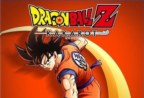 Dragon Ball Z Kakarot Fan Cover
