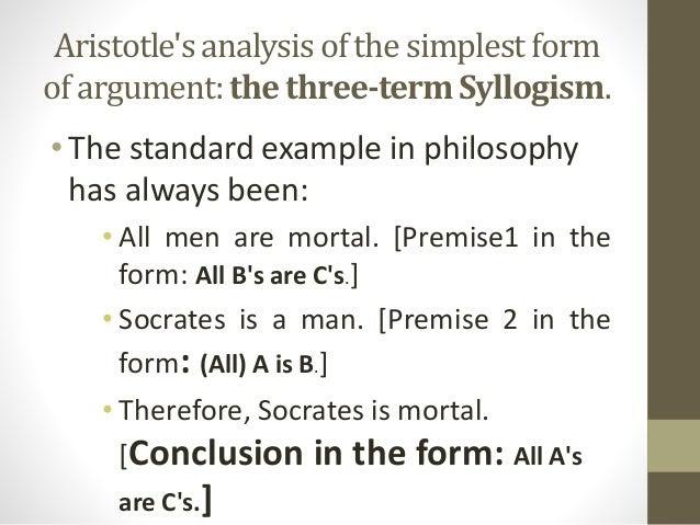 standard form philosophy  9 STANDARD FORM ARGUMENT DEFINITION, ARGUMENT STANDARD FORM ...