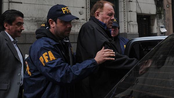 El sindicalista fue embargado por 10 millones de pesos (Télam)