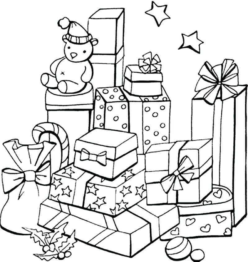 Crayola Christmas Coloring Pages at GetColorings.com ...
