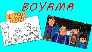 All Clip Of Rafadan Tayfa Boyama Sayfası Bhclipcom