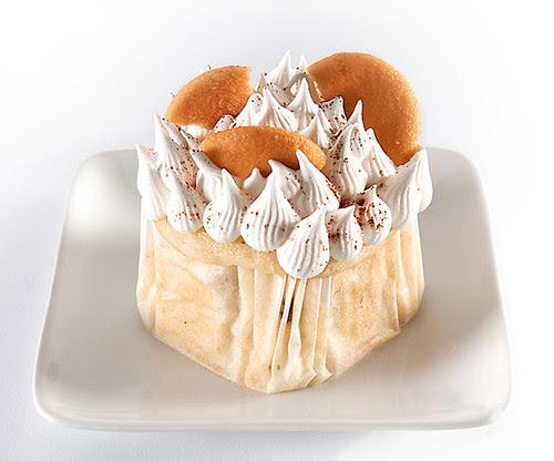 Banana Rama Signature Cupcake