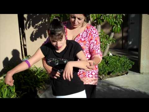 Cerebral Palsy & Stem Cell Treatments - Michelle's Testimonial