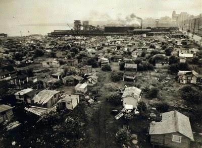 Tent-cities: a favelização no coração do capitalismo