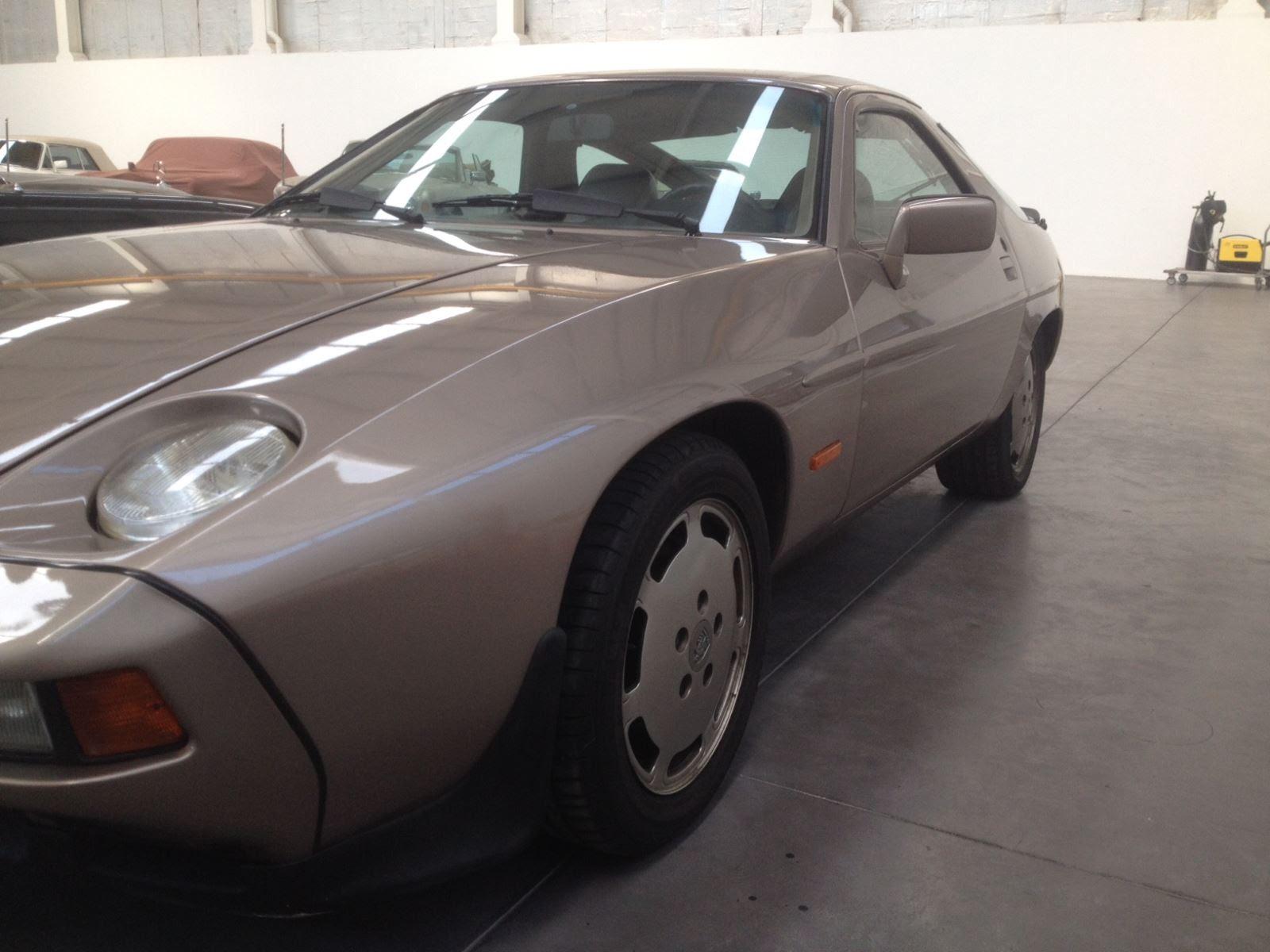 1981 Porsche 928 S For Sell