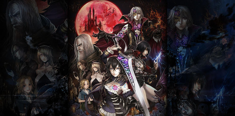 Bloodstained Wallpaper