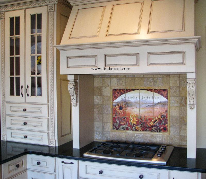 French Country Backsplash Best Kitchen Places