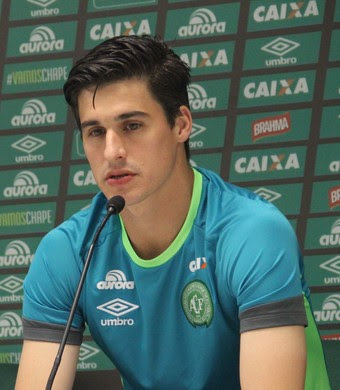 Filipe Machado (Foto: Cleberson Silva / Chapecoense)