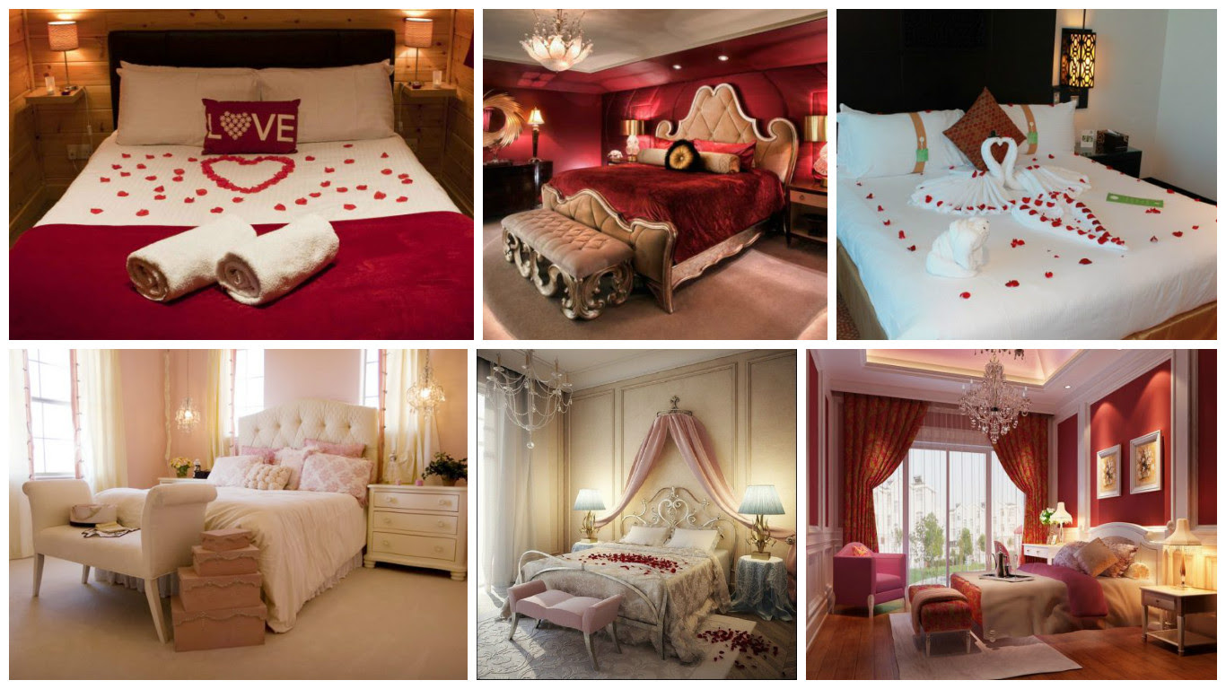Romantic Ideas For Her In The Bedroom Home Decor
