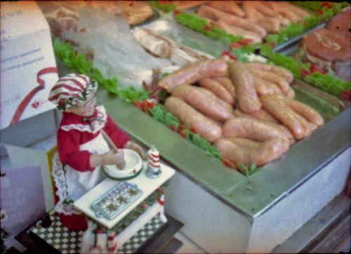 festive butcher's display by pho-Tony