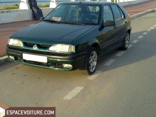 voiture d'occasion au maroc: Renault R19 occasion a vendre ...