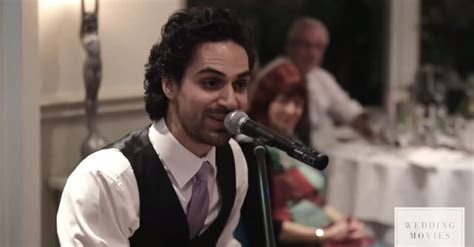 Best man's wedding song will make you an emotional mess