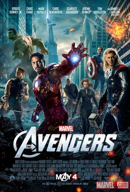 Vingadores, o filme