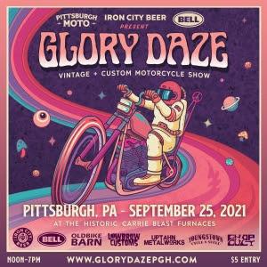 Glory Daze Motorcycle Show