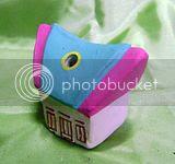 Gerabah Tempat Pensil Rumah Minang