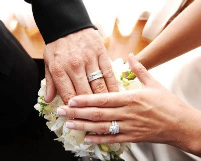 Men ? Why You Should Wear a Wedding Ring (When You Are