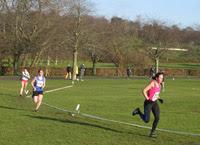 Kate Jenkins finished 10th