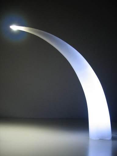 Φώτα σχεδιασμένα από τον Hiroki Takada