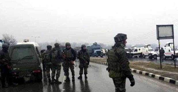 40 CRPF Jawans martyred in the unlawful violence in Jammu and Kashmir, entire nation is distress