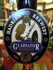Hadrian, Gladiaor, England