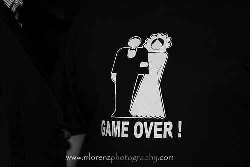 Game Over! by Megan Lorenz