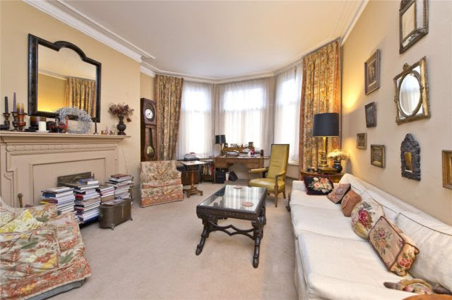 4 bedroom Ground Flat for sale in Iverna Gardens London W8