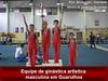Pré-infantil masculino de Jundiaí termina em 3º lugar no Paulista de ginástica artística