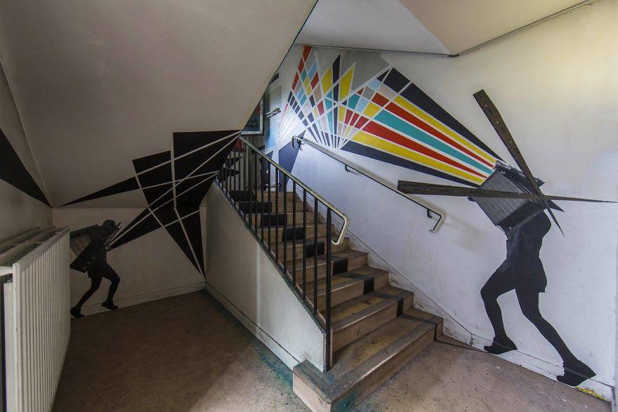 Σχολείο ζήτησε από 100 street artists να το βάψουν πριν ανακαινιστεί και το αποτέλεσμα είναι απίστευτο (18)