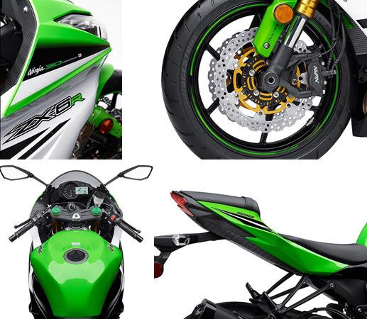 Kawasaki Ninja Zx6r Abs 2015 Specs Bikes Catalog