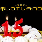 Slotland Celebrates 15 Years of Entertaining the World