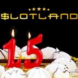 Slotland Celebrates 15 Years of Entertaining the World