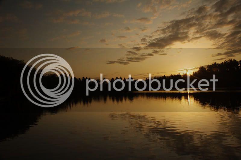Lost Lagoon Sunset
