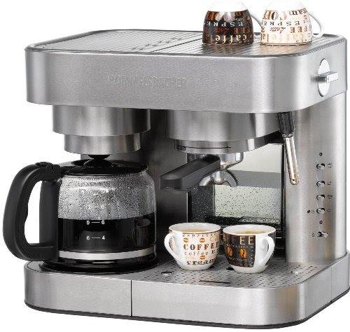 ROMMELSBACHER EKS 3000 Espressomaschine im Test