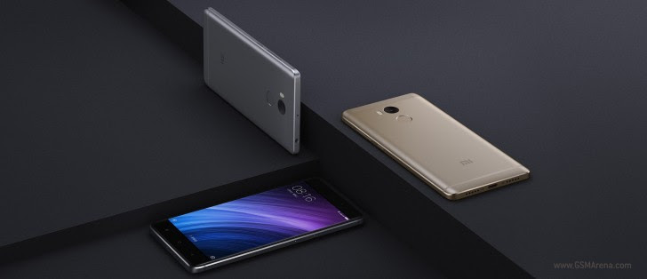 Image result for Xiaomi announces the Redmi 4A, Redmi 4 and Redmi 4 Prime