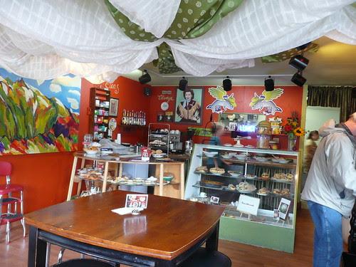 Juneau cafe