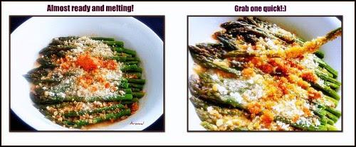 Crunchy Asparagus in Chilli-Garlic Butter4