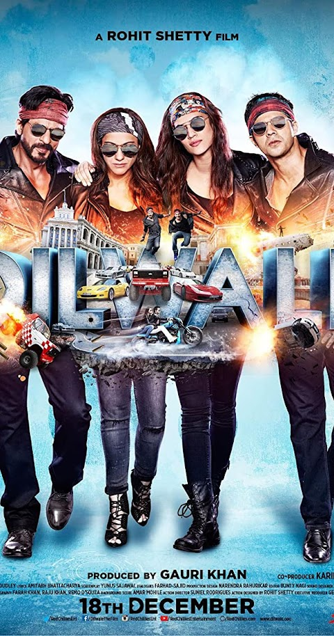Dilwale (2015) 720p BluRay