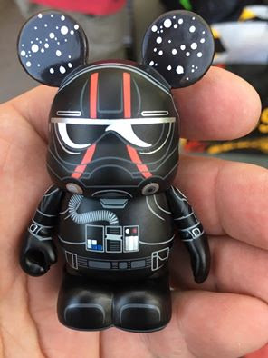 Star Wars: The Force Awakens Vinylmations Series 2 | Anakin and His Angel